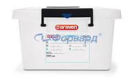 Емкость для хранения с крышкой 40 л Araven 01173 530х396х225.5 мм из полипропилена