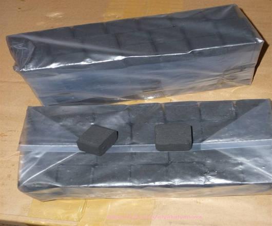 Уголь ореховый, 1 кг