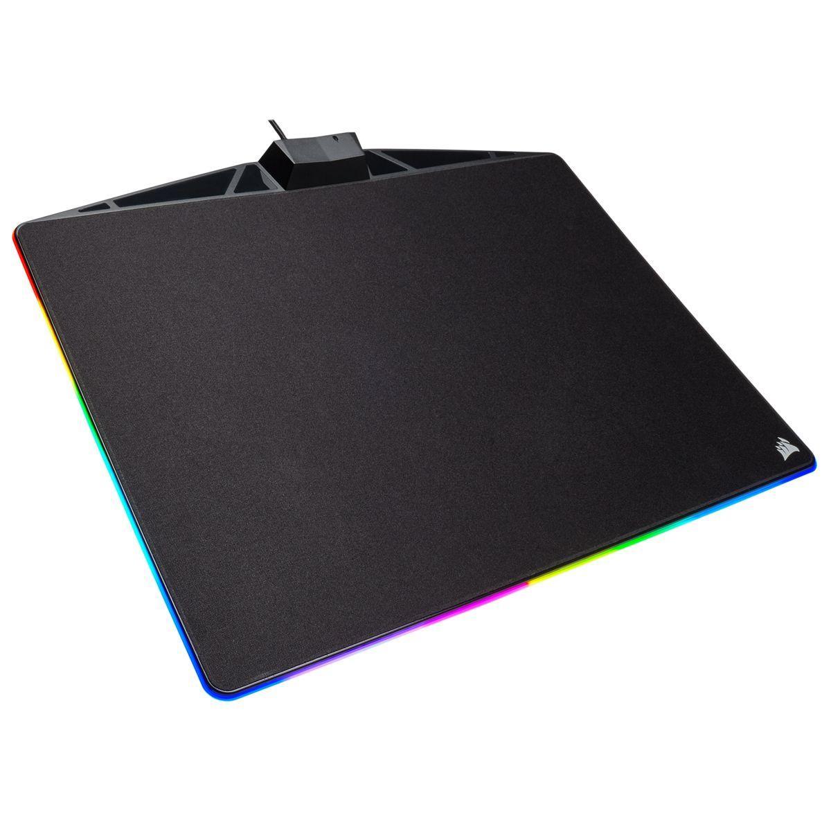 Игровая поверхность Corsair MM800 RGB Polaris Cloth Edition Black (CH-9440021-EU)