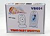 Видеоняня радионяня Baby Monitor VB601 с ночным видением и Термометром, фото 10