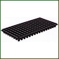 Кассеты для рассады 128 ячеек (128Q), размер кассеты 54х28см толщина стенки 0,7мм