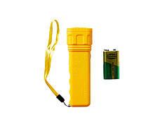 Ультразвуковой отпугиватель собак Aokeman Sensor AD 100 SH Желтый (2408)