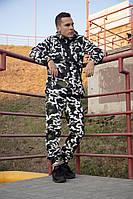 Мужской костюм анорак + штаны Барсетка в подарок ДРО, фото 1