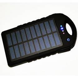 Power Bank Solar 45000 mAh Черный Фонарь аккумулятор R178312