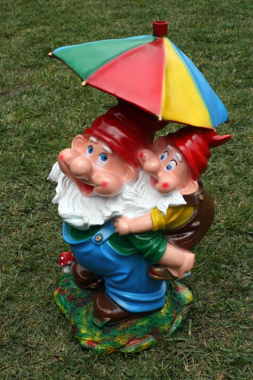 """Поливалка """"Гном под зонтом"""""""