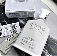 Нишевый Парфюм Для Женщин и Мужчин Creed Silver Mountain Water (edp 120ml) (Lux Тестер)