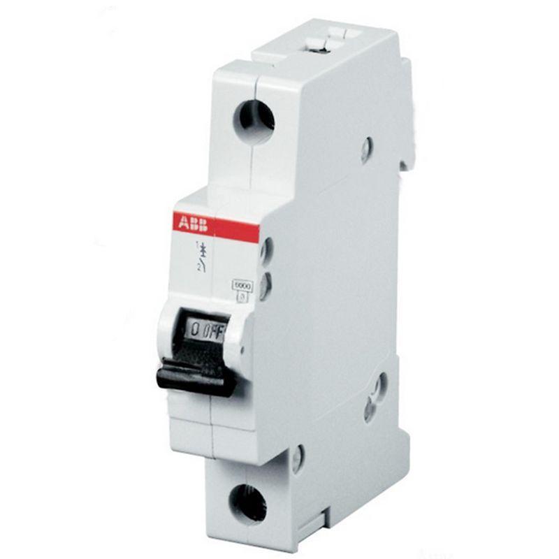 Автоматический выключатель ABB SH201-B20 (Автомат АББ 20А)
