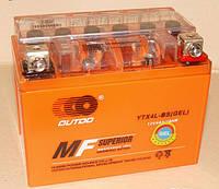 Гелевый аккумулятор на 12V/4Ah (необслуживаемый)