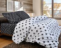 """Двуспальный комплект постельного белья """"Звёздная ночь"""""""
