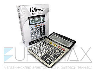 Калькулятор 1xAA CAL-8151-12