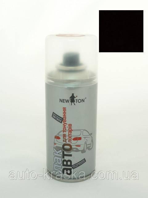 Лак для тонирования фонарей , черный NewTon 150мл