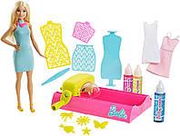 Набор Barbie( Барби) Crayola Фабрика магических цветов