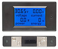 Ваттметр постоянного тока TS PZEM-051  DC 0-99 В ,ток 0-100 А, фото 1