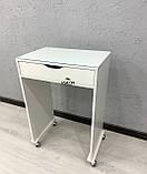 Стіл для макіяжу без дзеркала V511, фото 3