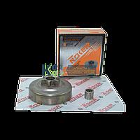 Тарелка сцепления цельная бензопилы Partner 350 (к-кт сепаратор (NOKER)