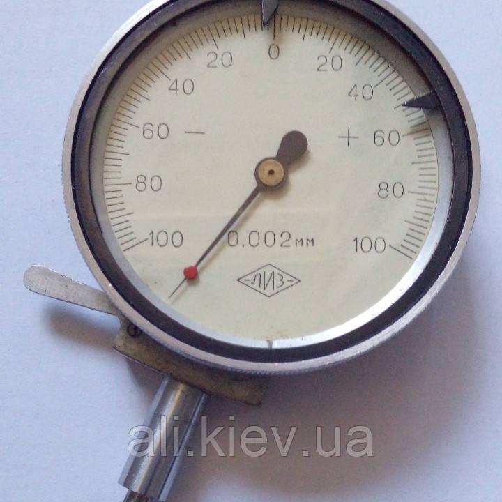 Индикатор ИЧ 0-10мм точность 0.002 мм нутрометр глубинометр