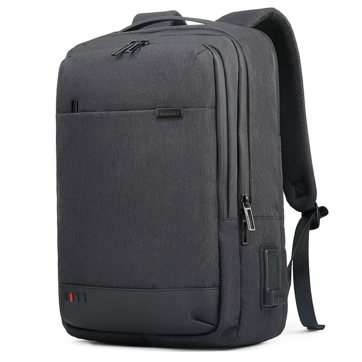 """Рюкзак бизнес серии Arctic Hunter GB00328 с USB портом и отделением для ноутбука до 15,6"""", 22л"""
