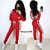 Женский красивый спортивный костюм в расцветках БЛ-7-0520, фото 6