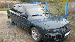 Ветровики Cobra Tuning на авто Mitsubishi Carizma Hb 1995-2004 Дефлекторы окон Кобра для Митсубиси Каризма