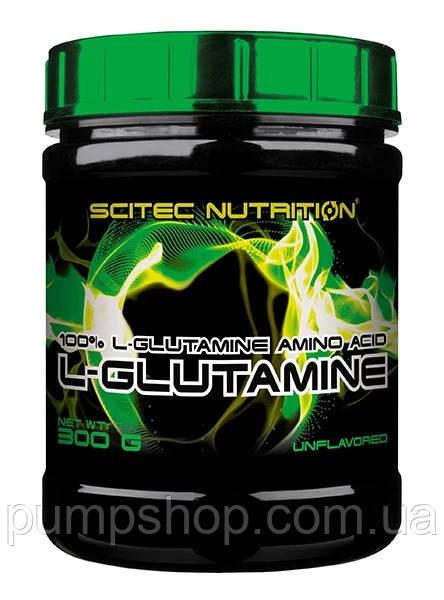 Глютамин Scitec Nutrition L-Glutamine 300 г