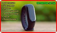 Фитнес трекер M3 Smart Band Mi Band 3 Спортивный браслет ми бэнд. Браслет здоровья, пульсометр