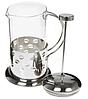Френч-пресс для заваривания Benson BN-171 (600 мл) нержавеющая сталь + стекло | заварник | заварочный чайник, фото 4