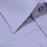 Сорочка чоловіча, прямого покрою з довгим рукавом Birindelli 512152 80% бавовна 20% поліестер L(Р), фото 2