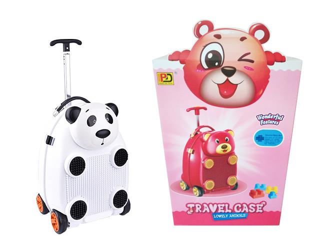 Детский чемодан Панда 1707