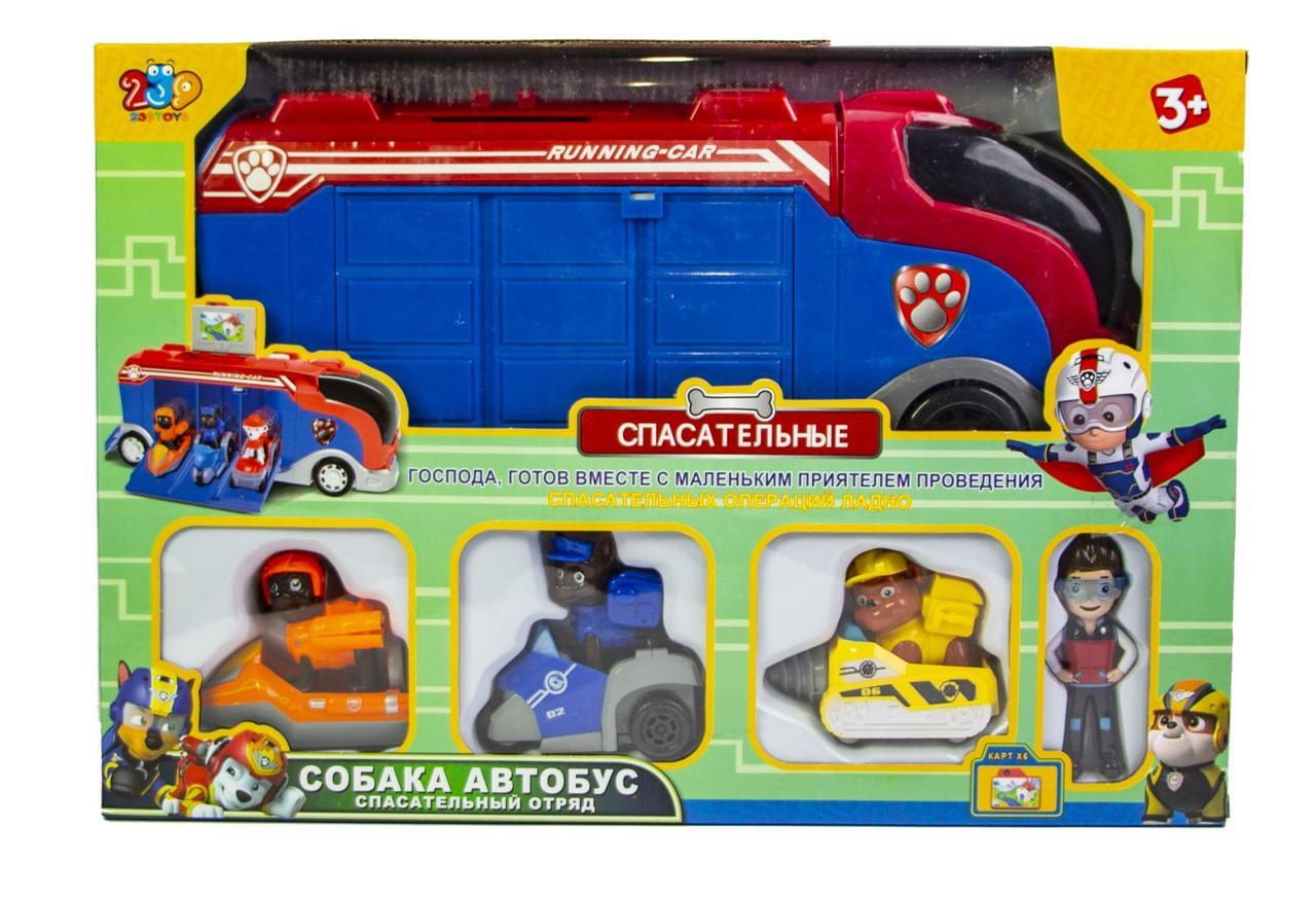 Ігровий набір Дитячого Патруль - Автобус рятувальників (G026E)