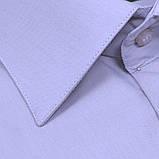 Сорочка чоловіча, прямого покрою з довгим рукавом Birindelli 512155 80% бавовна 20% поліестер M(Р), фото 2