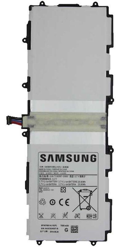 Аккумулятор для планшета Samsung P5100 Galaxy Tab 2 10.1 / SP3676B1A (7000 mAh) Original