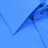 Сорочка чоловіча, прямого покрою з довгим рукавом Birindelli 512143 80% бавовна 20% поліестер M(Р), фото 2