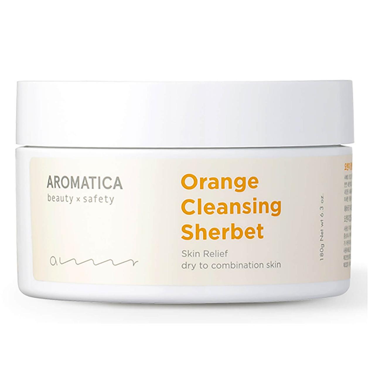 Aromatica Orange Cleansing Sherbet Очищающий щербет