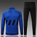 Мужской спортивный тренировочный костюм Интер (Милан) Inter, 2019-20, фото 2