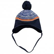 Детская шапка для мальчика BRUMS Италия 143BDLA002