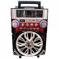 Портативная колонка Golon RX-2099 с радиомикрофоном