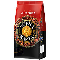 Кофе в зернах Черная карта Арабика 1000 г м/у