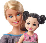 Кукла Барби Тренер по фигурному катанию Barbie Ice Skating Coach Doll & Playset, Blonde Mattel, фото 5