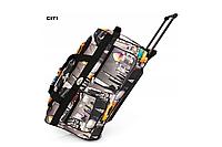 Дорожня сумка на колесах RGL A4(Мега-ВЕЛИКА)(225л)
