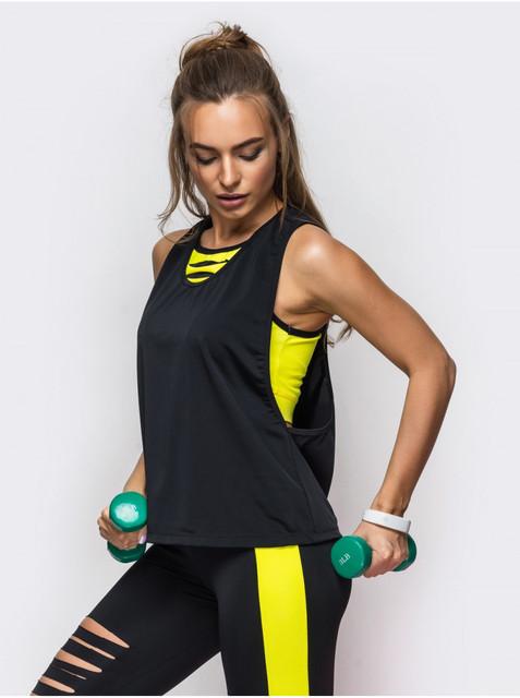 Женские футболки, майки для фитнеса Go Fitness
