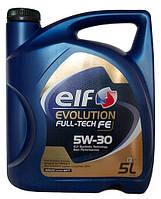 ELF EVOLUTION  FULL TECH FE 5W-30 5л