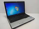 """15,6"""" Fujitsu Lifebook e751\ Core i5-2450m 2.5-3.1\ 4 ГБ ОЗУ\ 500 ГБ hdd\ АКБ до 10ч\ Полностью настроен, фото 2"""