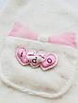 Человечек для девочки Одежда для девочек 0-2 iDO Италия 4.N560.00 розовый, фото 5
