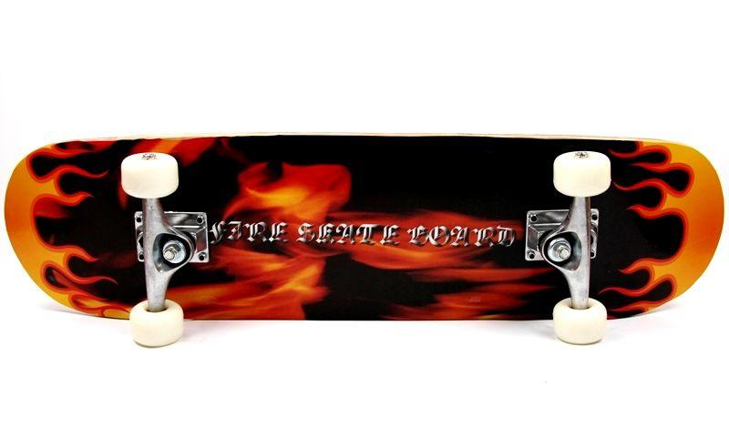 "Скейт ""Fire Skateboarde"" до 90 кг (SD16)"