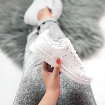 Женские кроссовки в стиле Adidas Stan Smith (36, 37, 38, 39, 40, 41 размеры)
