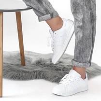 Женские кроссовки в стиле Adidas Stan Smith (36, 37, 38, 39, 40, 41 размеры), фото 2