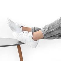 Женские кроссовки в стиле Adidas Stan Smith (36, 37, 38, 39, 40, 41 размеры), фото 3