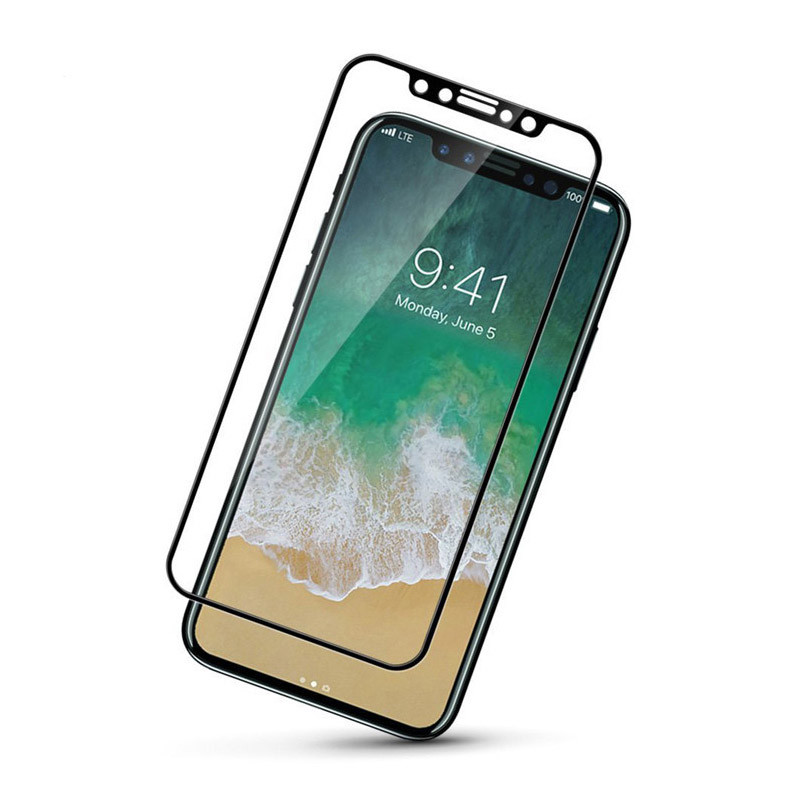 """Защитное стекло Zifriend 3D with easy APP для Apple iPhone X (5.8"""") / XS (5.8"""")"""