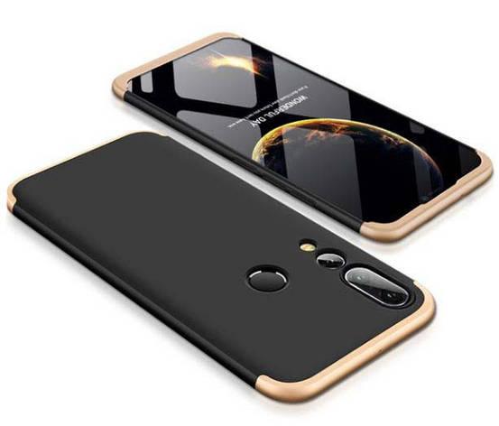Пластиковая накладка GKK LikGus 360 градусов для Huawei P20 Pro, фото 2