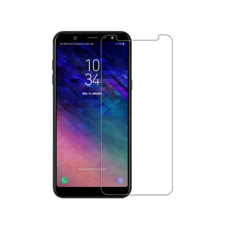 Защитная пленка Nillkin для Samsung Galaxy A6 Plus (2018) / Galaxy J8 (2018), фото 2